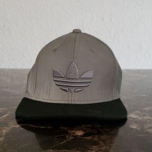 Adidas reflective snapback